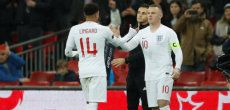 Football: Wayne Rooney honoré