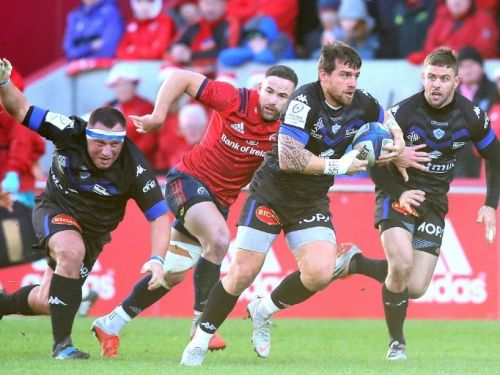 Coupe d'Europe: le Racing imite Toulouse, Castres déraille