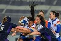Six nations féminin: la France reprend sa marche en avant