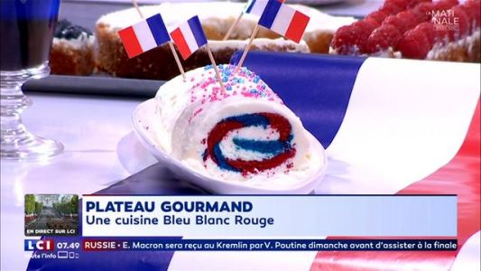 Fête nationale, cuisinons Bleu Blanc Rouge !