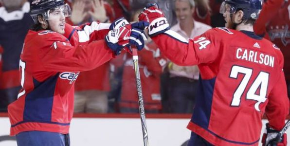 Hockey - NHL - Les Washington Capital joueront un match 7