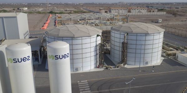 Eaux alternatives:  comment Suez tente de s'imposer au Moyen-Orient