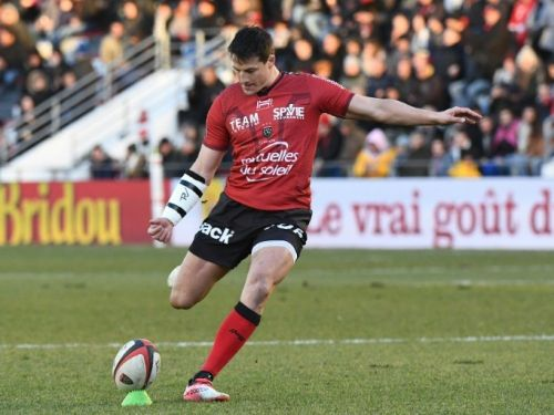 Top 14: le Racing 92 officialise l'arrivée de Trinh-Duc