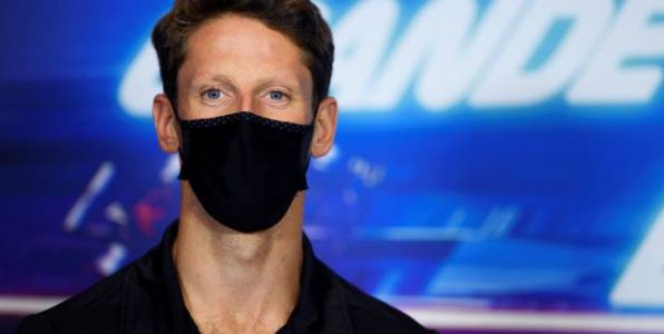F1 - GP du Portugal - Romain Grosjean  : « On a la plus mauvaise voiture »
