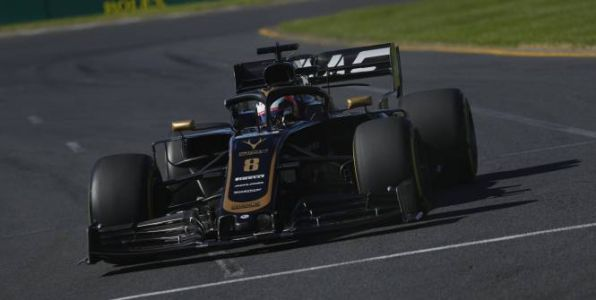 F1 - GP d'Australie - Romain Grosjean:  « On savait qu'on était fort »