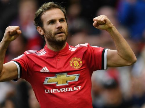 """Manchester United, Mata:  """"Continuer jusqu'à 40 ans, comme Giggs"""""""