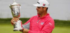 Golf: US Open: Gary Woodland a tenu bon