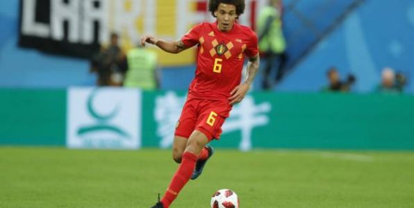 Foot - Transferts - Axel Witsel vers Dortmund ?