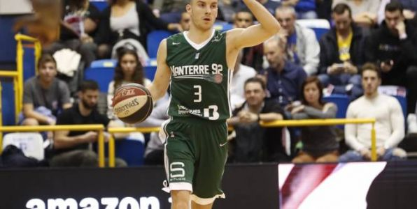 Basket - LdC - Ligue des champions:  Nanterre s'impose, Dijon s'incline