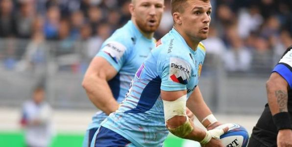 Rugby - CE - Coupe d'Europe:  Toulouse s'incline en demi-finale à Exeter