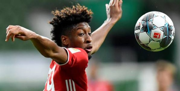 Foot - ALL - Coupe - Composition du Bayern Munich : Benjamin Pavard et Kingsley Coman titulaires contre le Bayer Leverkusen