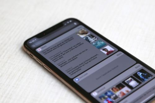 Apple News:  comment réinstaller le widget s'il a disparu de votre iPhone