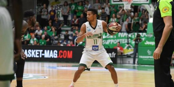 Basket - LDC - Ligue des champions:  Nanterre s'incline à domicile