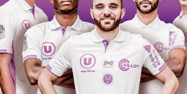 Foot - L1 - Reims - Stade de Reims:  un maillot « third » en hommage au Real Madrid