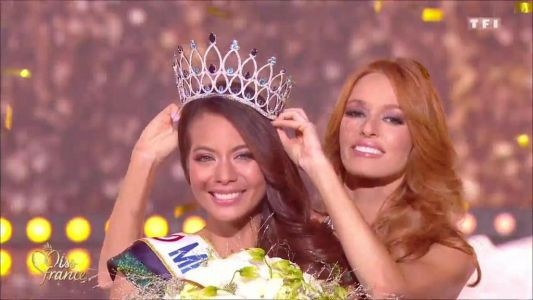 REPLAY - Miss Tahiti élue Miss France 2019:  revivez le sacre de Vaimalama Chaves