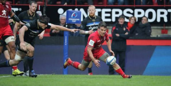 Rugby - CE - Coupe d'Europe:  Toulouse se déplacera au Racing 92 en quarts de finale