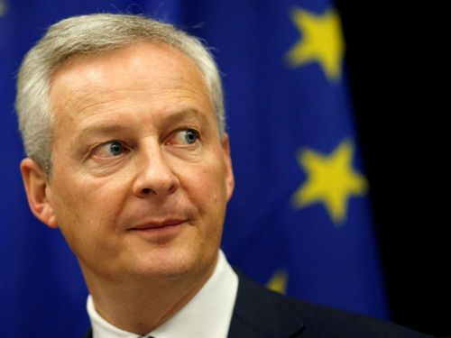 Brexit: Bruno Le Maire salue le projet d'accord