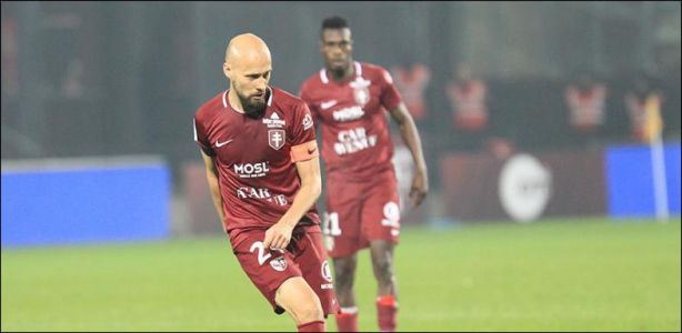 Ligue 2: Grenoble-Metz en direct