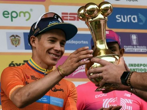 Tour de Colombie: Miguel Angel Lopez remporte la 2e édition