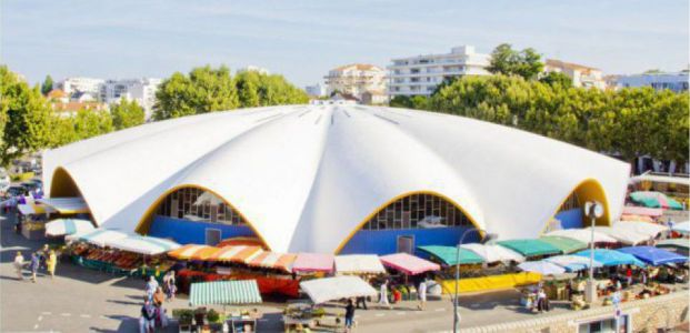 Royan, labo architectural des fifties
