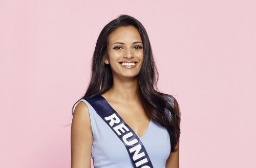 Miss France 2019:  Morgane Soucramanien, Miss Réunion dans le top 5