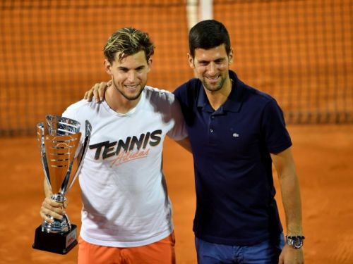 Tennis: Thiem va donner sa prime de participation à l'Adria Tour