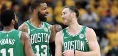 Basketball: Boston bat Indiana, Golden State prend le large