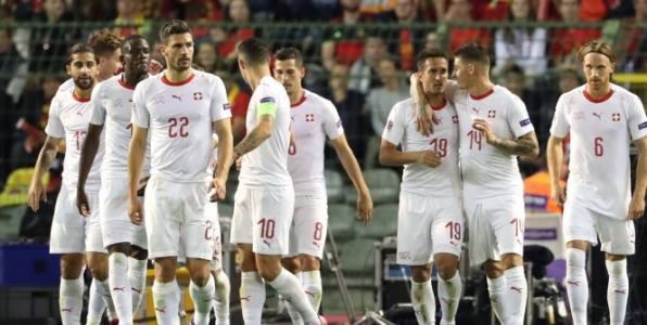 Foot - L. nations - La Suisse bat l'Islande, qui est reléguée en Ligue B