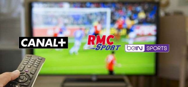 SFR lance une offre Sport qui regroupe RMC Sport, beIN Sports et Canal+