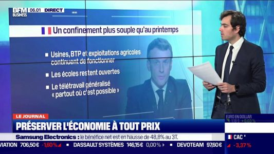 Confinement: plus souple qu'au printemps?