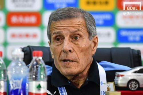 Oscar Tabarez attend plus de son Uruguay
