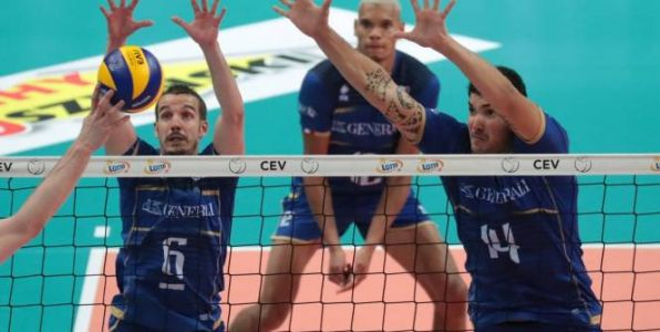 Volley - Ligue des Nations - Le Goff:  « Le jeu est bien en place »
