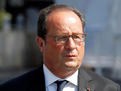 François Hollande s'engage pour sa fondation