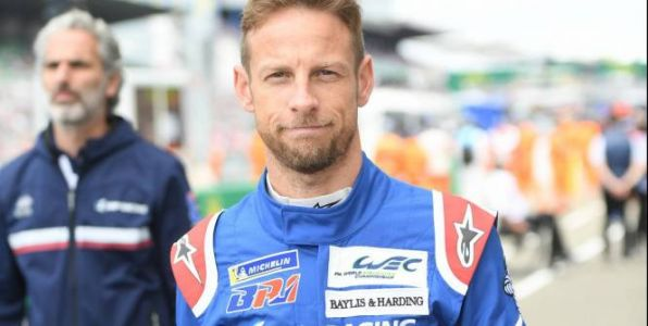 Auto - Jenson Button reste en Super GT