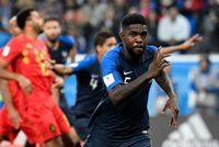 Mondial: la météorique ascension de Samuel Umtiti