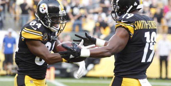 Foot US - WTF - Partie de cache-cache chez les Pittsburgh Steelers