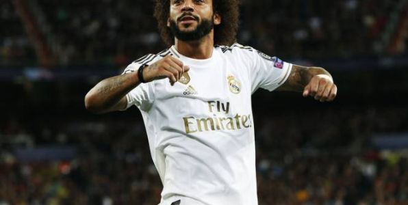Foot - ESP - Real - Real Madrid : Marcelo absent trois semaines au moins
