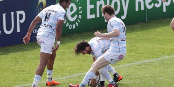 Rugby - CE - R92 - Coupe d'Europe:  L'offrande inattendue de Teddy Thomas