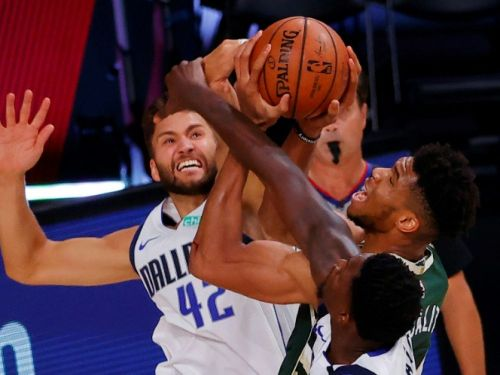 NBA: Antetokounmpo sauveur des Bucks, James chef de file des Lakers