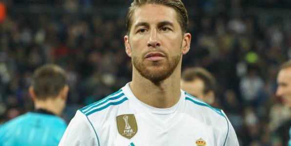 Foot - C1 - Real - Sergio Ramos ne compare par Mohamed Salah à CR7 ou Lionel Messi