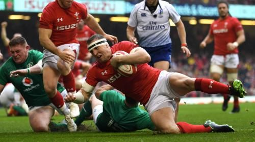 Tournoi des six nations:  le pays de Galles réalise le Grand Chelem en dominant l'Irlande 25-7