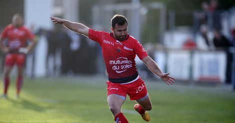 Rugby - Coupe d'Europe:  Montpellier bat et élimine Toulon