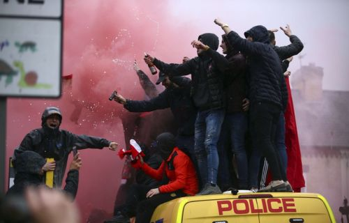 AS Roma: Le club italien verse 150.000 euros à un supporter de Liverpool agressé par des ultras romains