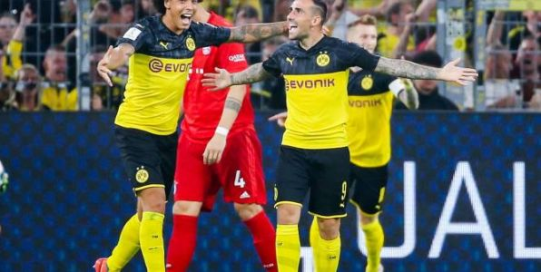 Foot - ALL - Coupe - Coupe d'Allemagne : le Borussia Dortmund franchit tranquillement le premier tour