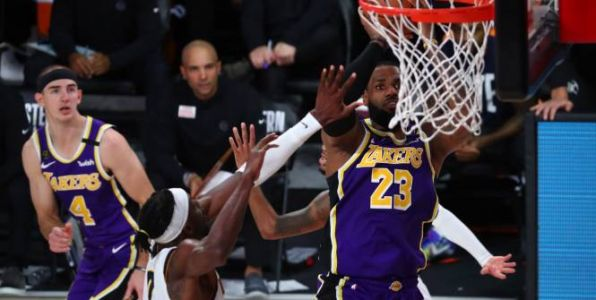 Basket - NBA - Les Los Angeles Lakers éliminent Denver et se qualifient en finale NBA