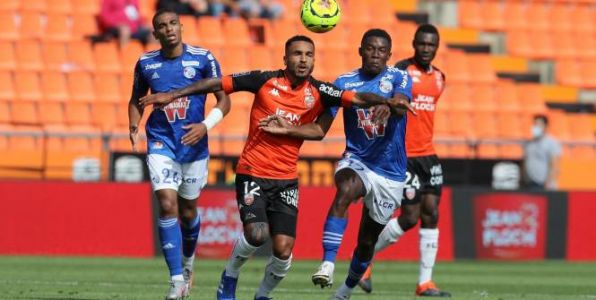 Foot - L1 - Lorient - Ligue 1 : Lorient sans Sylvain Marveaux contre Marseille