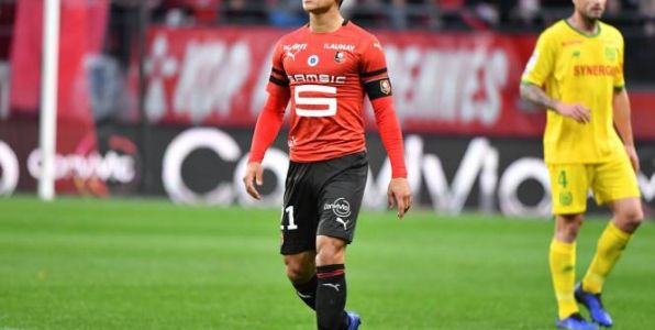 Foot - Transferts - Transferts : Benjamin André quitte Rennes pour Lille