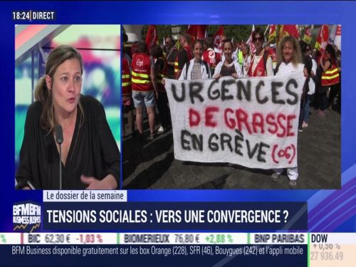 Tensions sociales: vers une convergence ? - 15/11