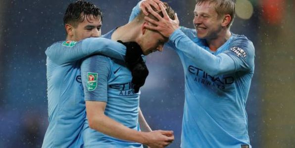 Foot - L. Cup - Manchester City se qualifie en demi-finale de la League Cup
