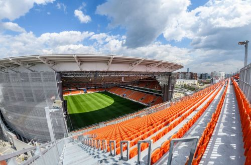 Coupe du monde 2018:  voici le stade le plus dingue du Mondial